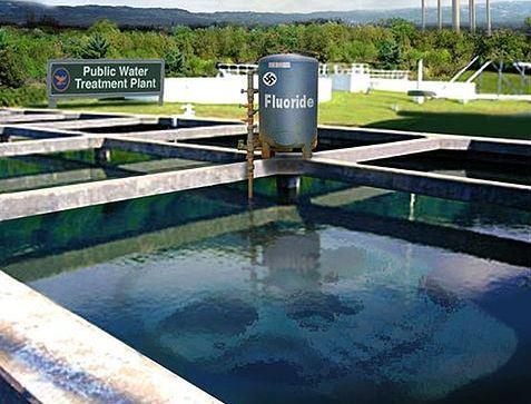 fluoride-in-water